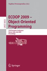 ECOOP 2009 – Object-Oriented Programming