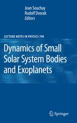 Dynamics of Small Solar System Bodies and Exoplanets