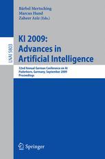 KI 2009: Advances in Artificial Intelligence