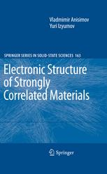 Electronic Structure of Strongly Correlated Materials