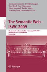 The Semantic Web - ISWC 2009