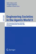 Engineering Societies in the Agents World X