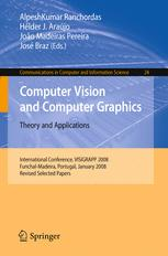 Computer Vision and Computer Graphics. Theory and Applications