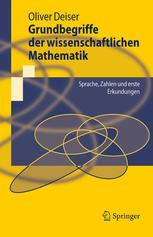 Grundbegriffe der wissenschaftlichen Mathematik