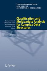 Classification and Multivariate Analysis for Complex Data Structures