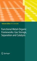 Functional Metal-Organic Frameworks: Gas Storage, Separation and Catalysis