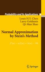 Normal Approximation by Stein's Method
