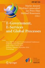 E-Government, E-Services and Global Processes