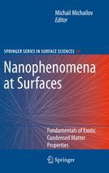 Nanophenomena at Surfaces
