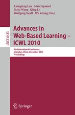 Advances in Web-Based Learning – ICWL 2010