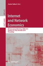 Internet and Network Economics