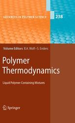 Polymer Thermodynamics
