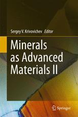 Minerals as Advanced Materials II