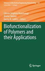Biofunctionalization of Polymers and their Applications
