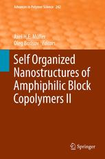 Self Organized Nanostructures of Amphiphilic Block Copolymers II