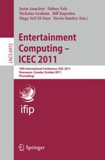 Entertainment Computing – ICEC 2011