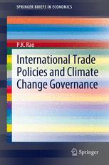 International Trade Policies and Climate Change Governance