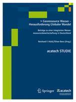 Georessource Wasser - Herausforderung Globaler Wandel