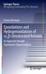 Epoxidations and Hydroperoxidations of α,β-Unsaturated Ketones