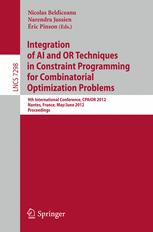 Integration of AI and OR Techniques in Contraint Programming for Combinatorial Optimzation Problems