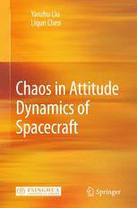 Chaos in Attitude Dynamics of Spacecraft