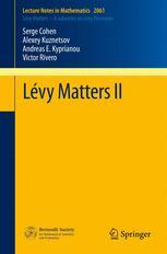 Lévy Matters II
