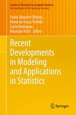Recent Developments in Modeling and Applications in Statistics