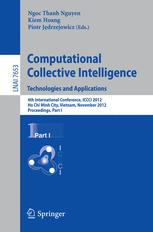 Computational Collective Intelligence. Technologies and Applications