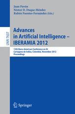 Advances in Artificial Intelligence – IBERAMIA 2012