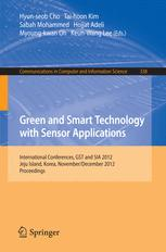 Green and Smart Technology with Sensor Applications