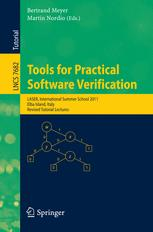 Tools for Practical Software Verification