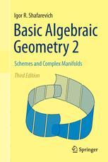 Basic Algebraic Geometry 2