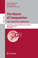 The Nature of Computation. Logic, Algorithms, Applications