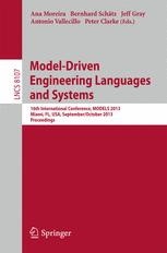 Model-Driven Engineering Languages and Systems