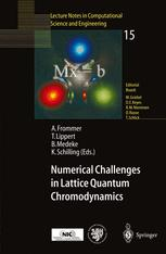 Numerical Challenges in Lattice Quantum Chromodynamics