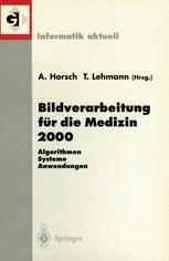 Bildverarbeitung für die Medizin 2000