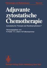 Adjuvante zytostatische Chemotherapie
