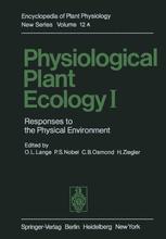 Physiological Plant Ecology I