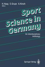 Sport Science in Germany