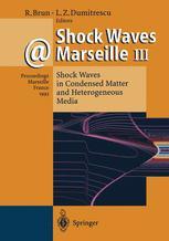 Shock Waves @ Marseille III