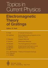 Electromagnetic Theory of Gratings