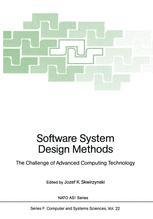 Software System Design Methods