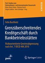 Grenzüberschreitendes Kreditgeschäft durch Bankbetriebsstätten