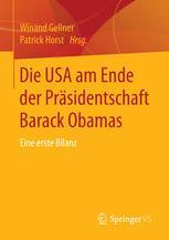Die USA am Ende der Präsidentschaft Barack Obamas