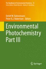 Environmental Photochemistry Part III