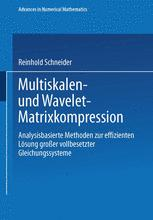 Multiskalen- und Wavelet-Matrixkompression