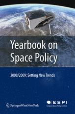 Yearbook on Space Policy 2008/2009
