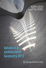 Advances in Architectural Geometry 2012