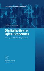 Digitalization in Open Economies