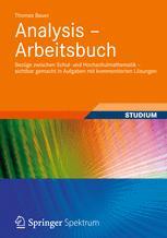 Analysis - Arbeitsbuch